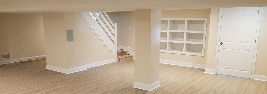 Basement Remodeling in West Chester PA