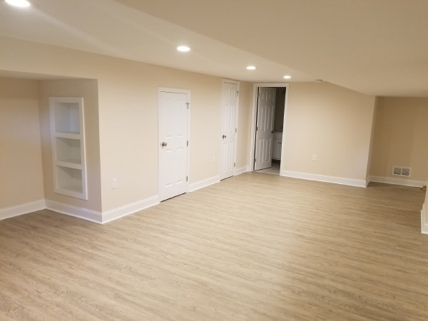 West Chester Basement Remodeling