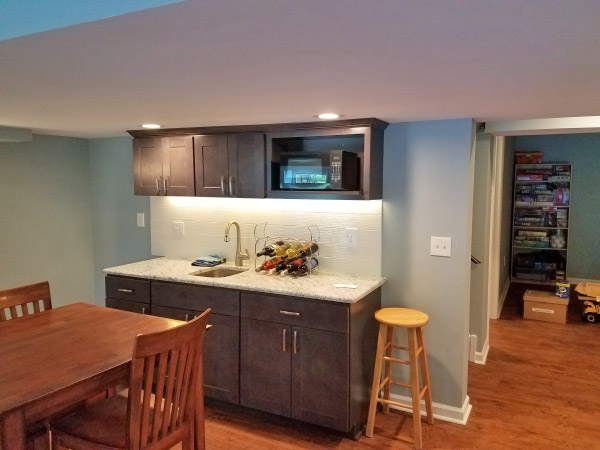 Basement Renovations West Chester PA